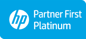 Hewlett Packard Partner First Platinum