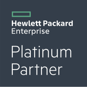 Hewlett Packard Enterprise Platinum Partner